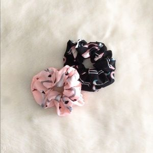 Flamingo Scrunchie Set New for Bundles Only